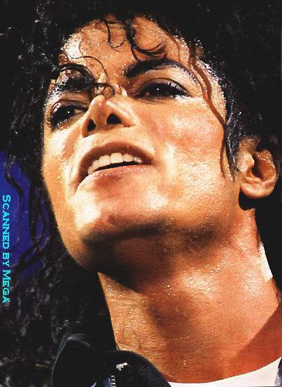 Michael's Neck/Jawline! MJ831