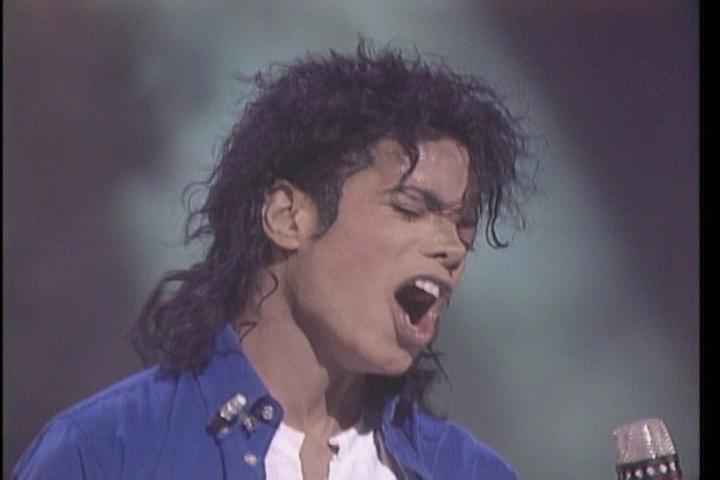 Michael's Neck/Jawline! MJ853