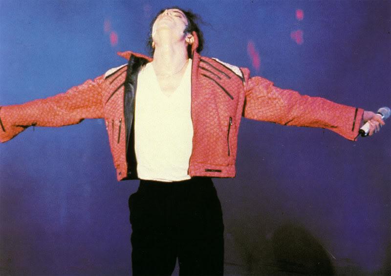 Michael's Neck/Jawline! MJ857