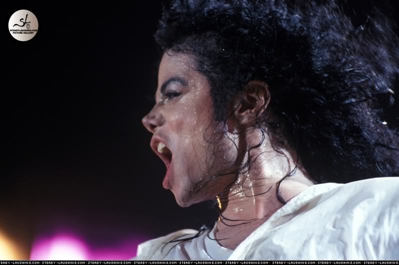 Michael's Neck/Jawline! MJ858