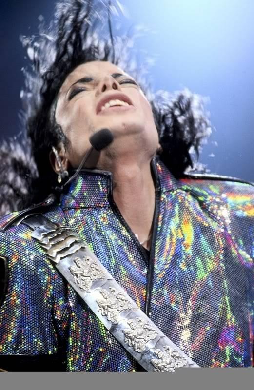 Michael's Neck/Jawline! MJ859