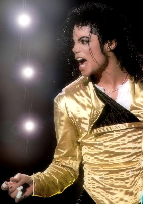 Michael's Neck/Jawline! MJ860