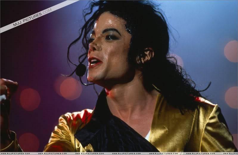 Michael's Neck/Jawline! MJ864