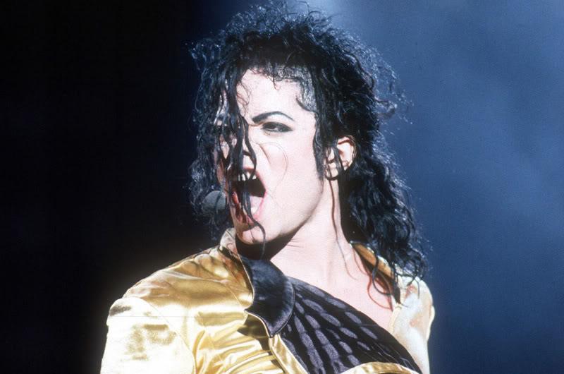 Michael's Neck/Jawline! MJ865