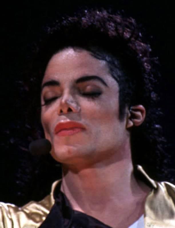 Michael's Neck/Jawline! MJ866
