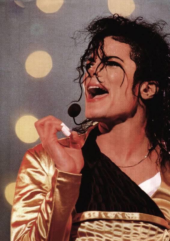 Michael's Neck/Jawline! MJ867