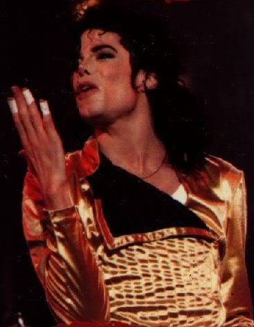 Michael's Neck/Jawline! MJ868