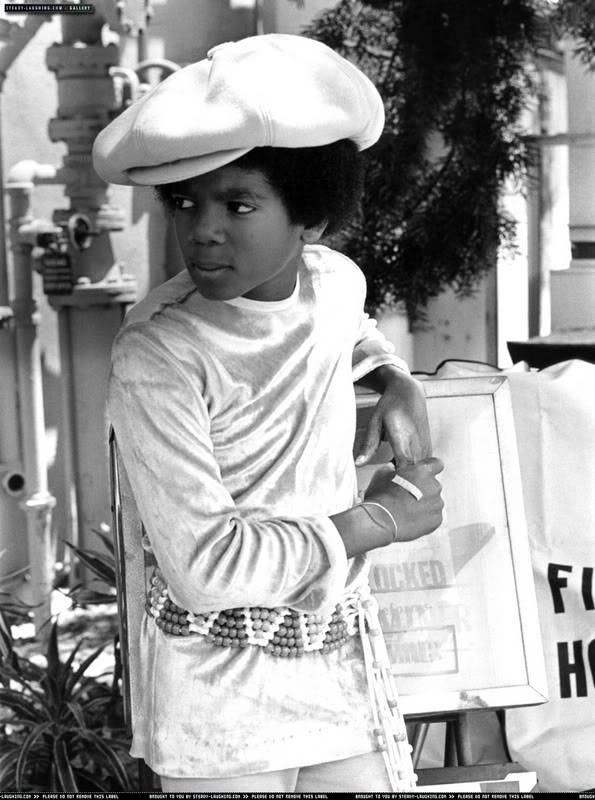 Young Michael MJ873