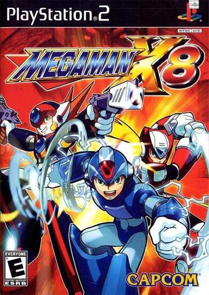 Colecion Megaman X [Portables] MegamanX8_Front-1