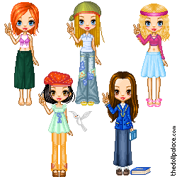 Show here your dolls~ Disneyhippies