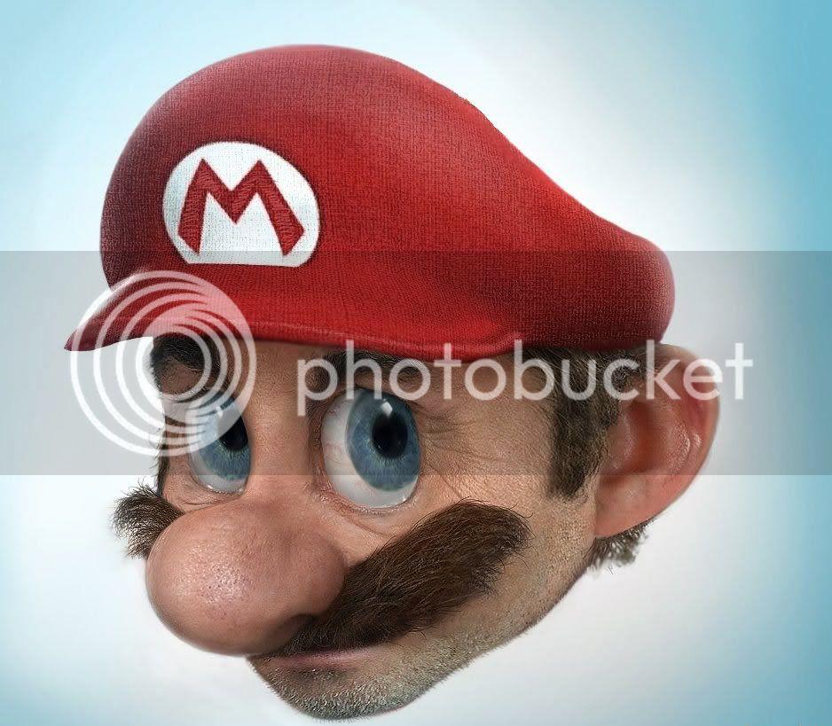 Mario...in real life? IRL_Mario