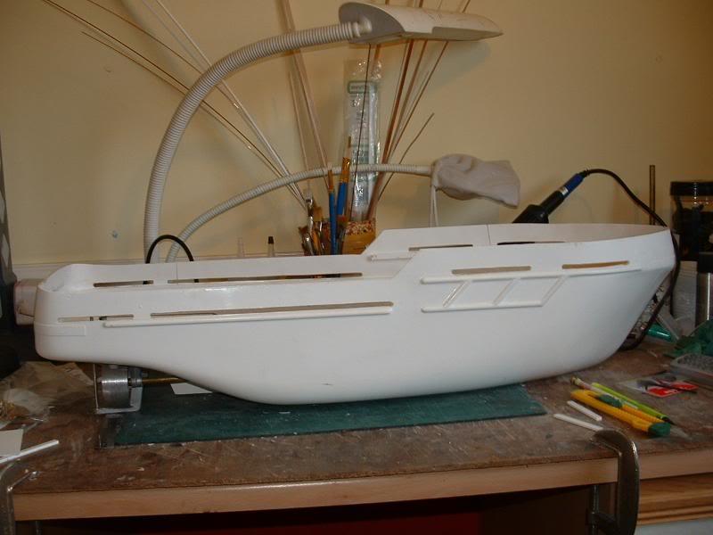 Model Slipway Al Khubar Build  DSCF0097