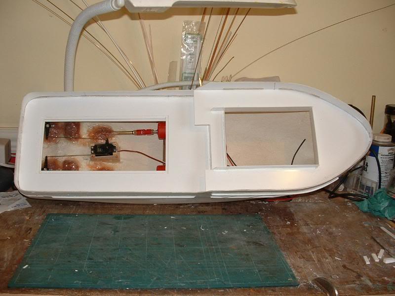 Model Slipway Al Khubar Build  DSCF0100