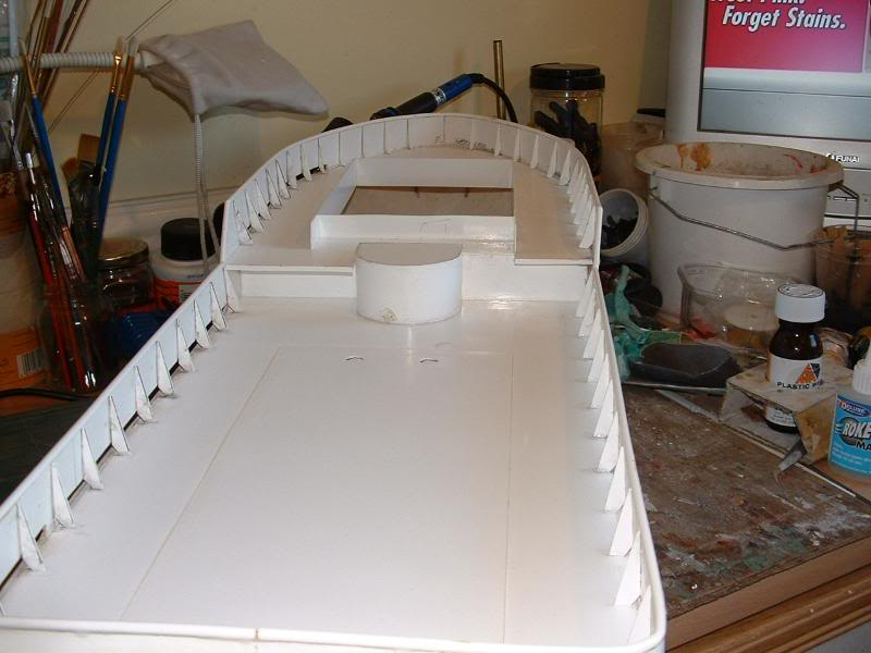 Model Slipway Al Khubar Build  DSCF0105