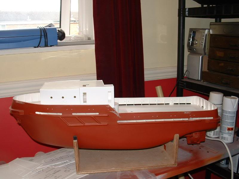Model Slipway Al Khubar Build  DSCF0108