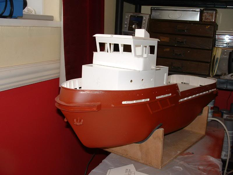 Model Slipway Al Khubar Build  DSCF0110