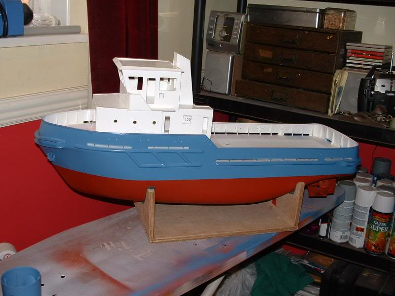 Model Slipway Al Khubar Build  DSCF0112