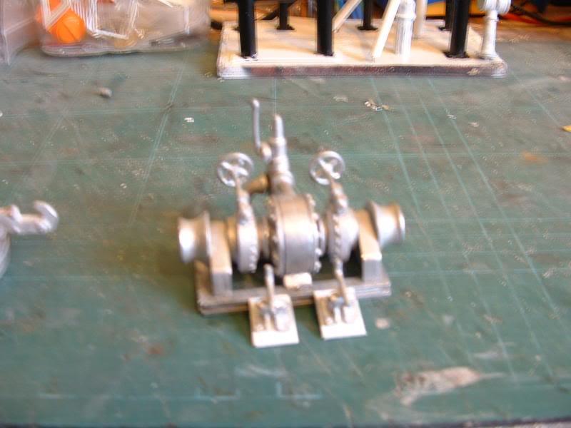 Model Slipway Al Khubar Build  DSCF0118