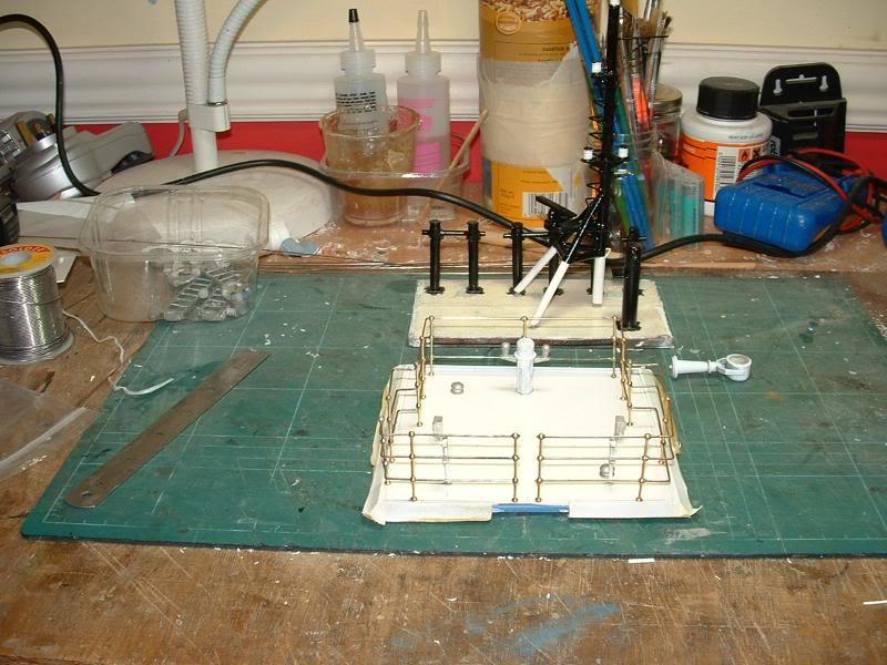 Model Slipway Al Khubar Build  DSCF0122