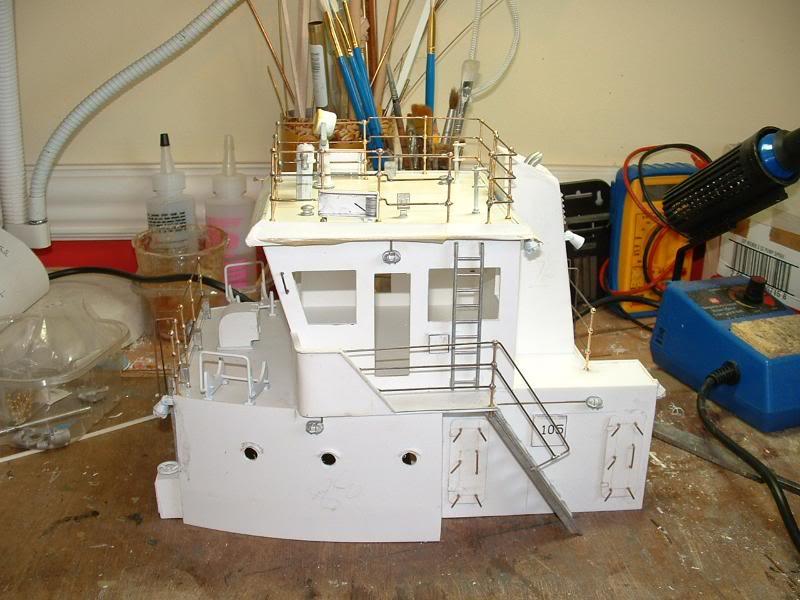 Model Slipway Al Khubar Build  DSCF0124