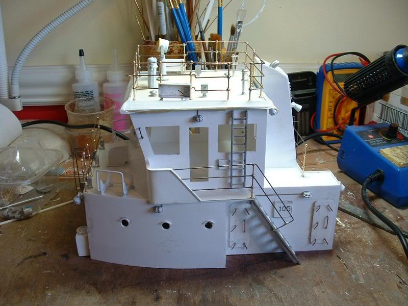 Model Slipway Al Khubar Build  DSCF0125