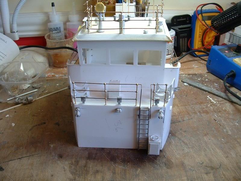 Model Slipway Al Khubar Build  DSCF0126
