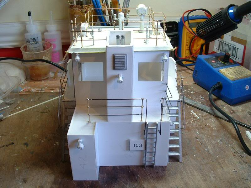 Model Slipway Al Khubar Build  DSCF0127