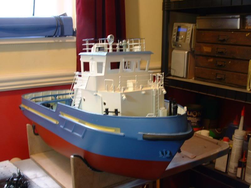 Model Slipway Al Khubar Build  DSCF0131