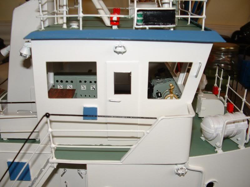 Model Slipway Al Khubar Build  DSCF0135