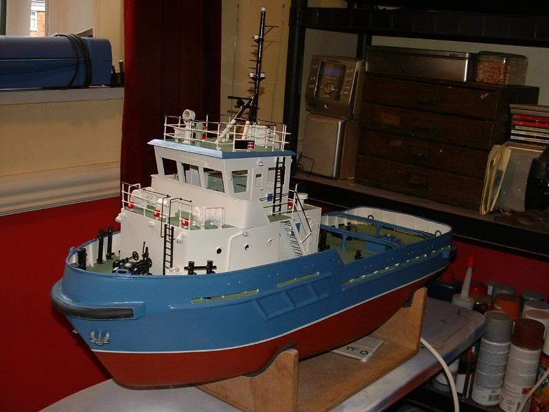 Model Slipway Al Khubar Build  DSCF0136