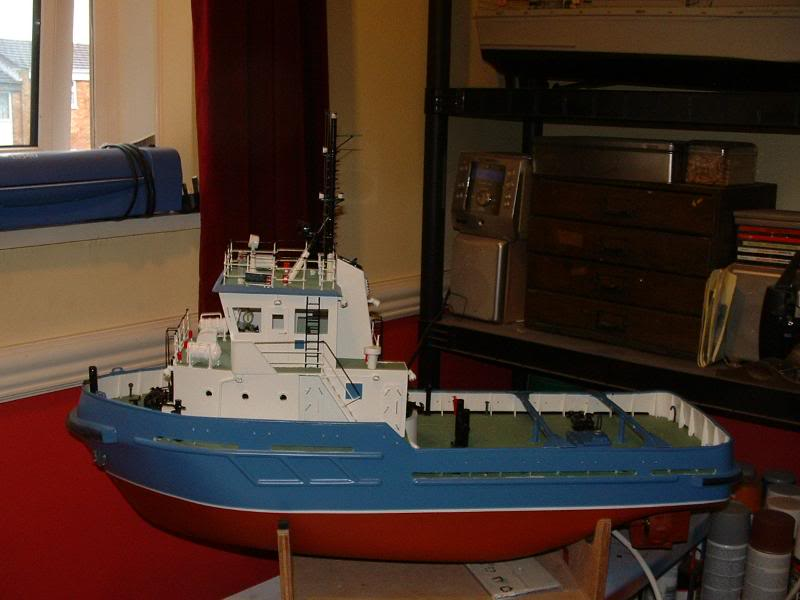 Model Slipway Al Khubar Build  DSCF0138