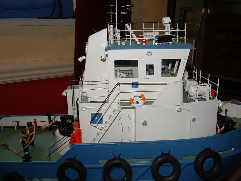 Model Slipway Al Khubar Build  DSCF0147