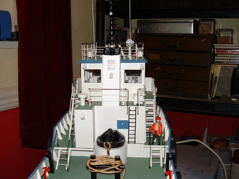 Model Slipway Al Khubar Build  DSCF0154