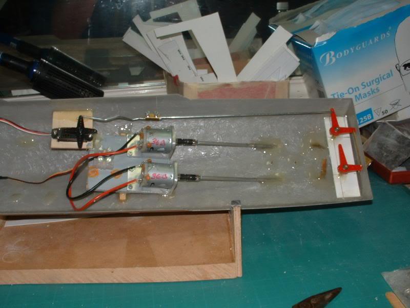 DickyD's Armidale build DSCF0026