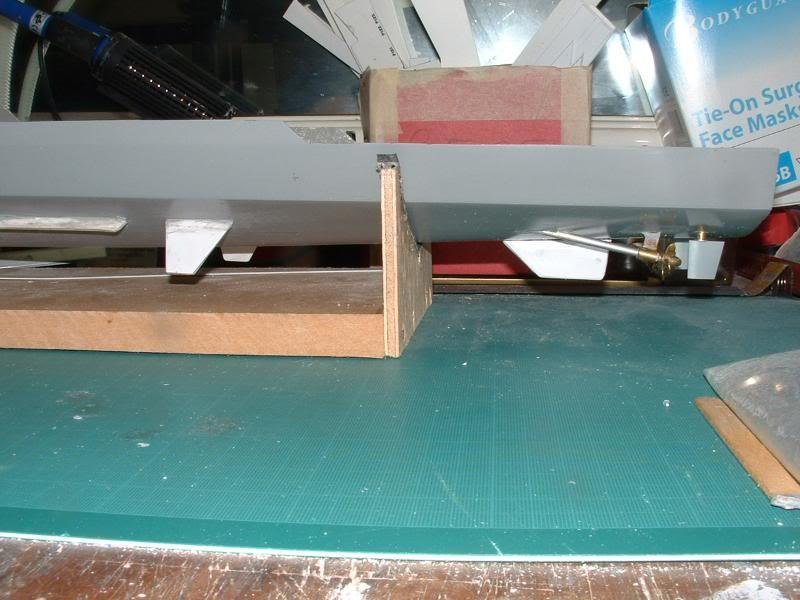 DickyD's Armidale build DSCF0027