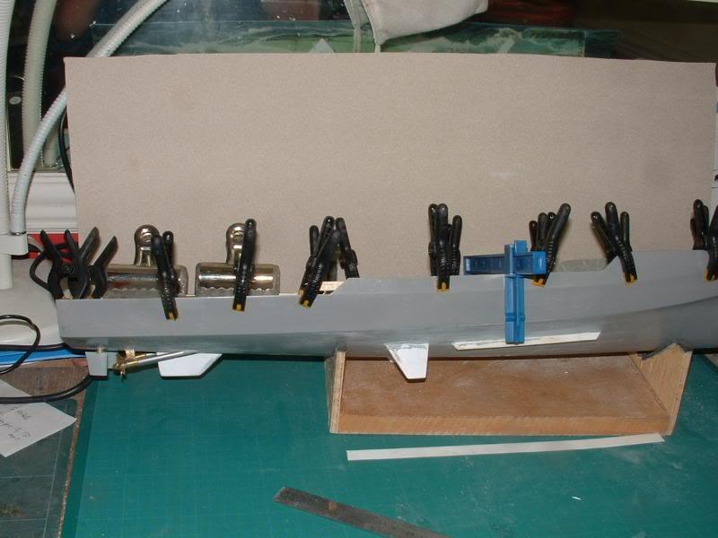 DickyD's Armidale build DSCF0030