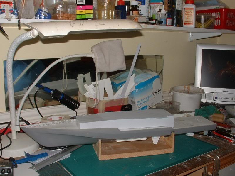 DickyD's Armidale build DSCF0031