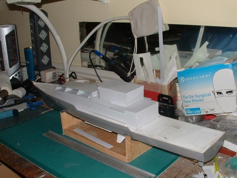 DickyD's Armidale build DSCF0033