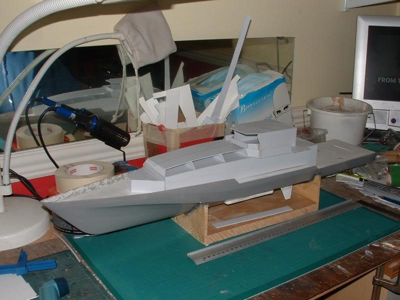 DickyD's Armidale build DSCF0034