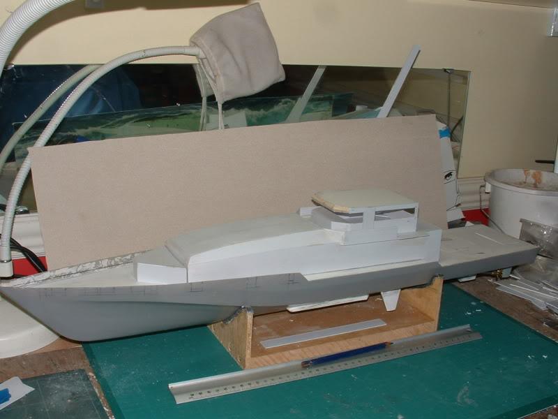DickyD's Armidale build DSCF0035