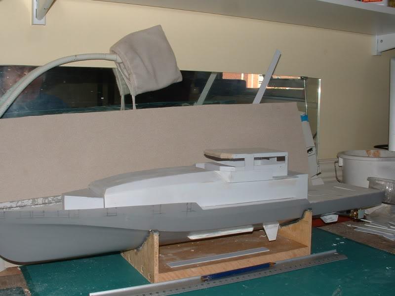 DickyD's Armidale build DSCF0036