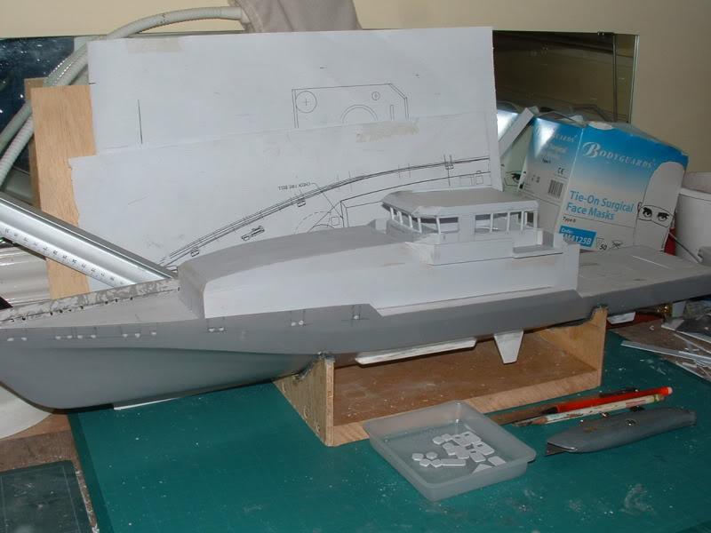 DickyD's Armidale build DSCF0037