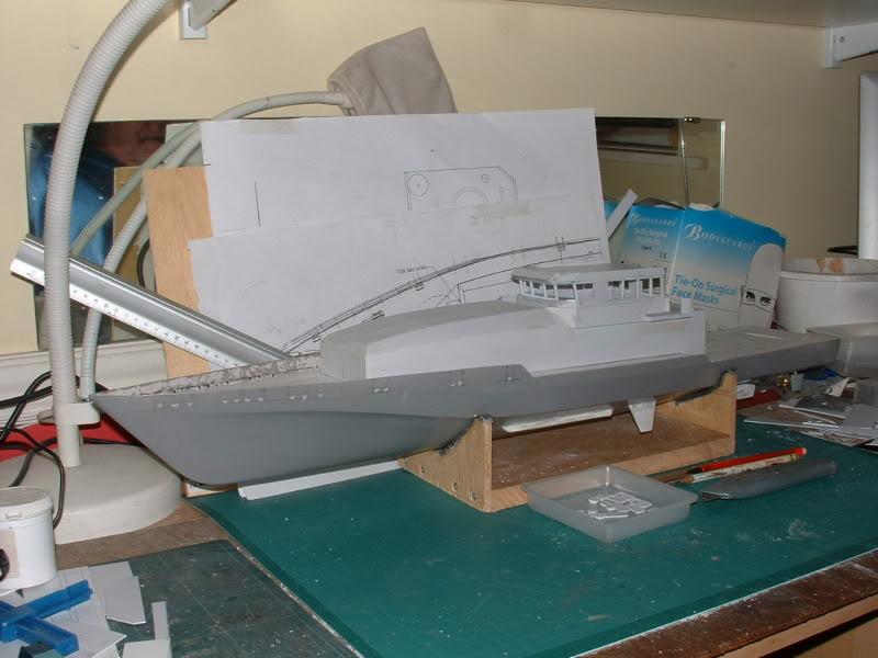 DickyD's Armidale build DSCF0038