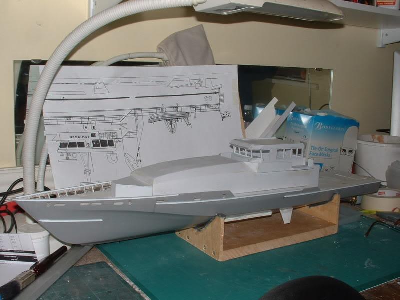 DickyD's Armidale build DSCF0040