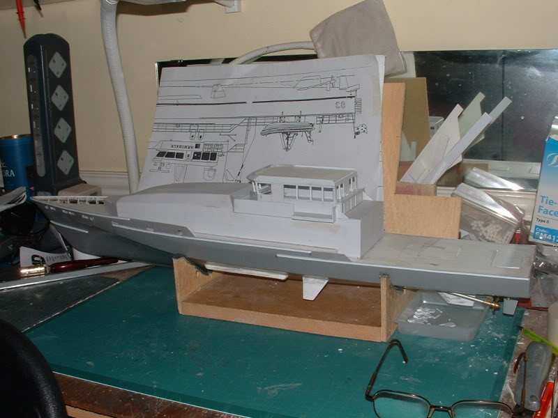 DickyD's Armidale build DSCF0041