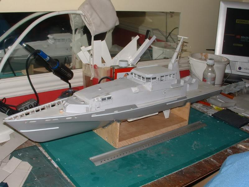 DickyD's Armidale build DSCF0043