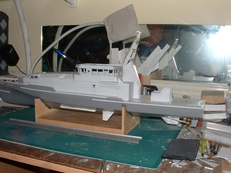 DickyD's Armidale build DSCF0045