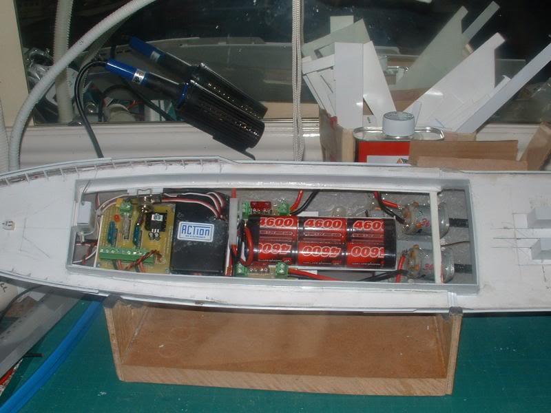 DickyD's Armidale build DSCF0050