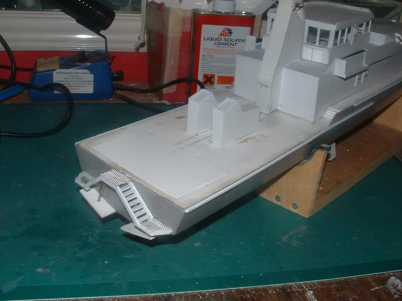 DickyD's Armidale build DSCF0055