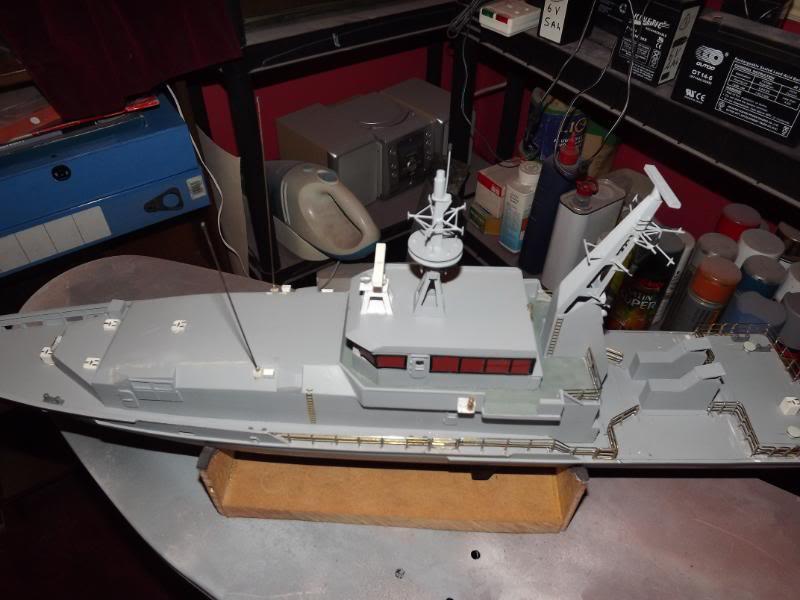 DickyD's Armidale build DSCF0158